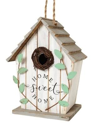 Carson Birdhouse - Home Sweet Home