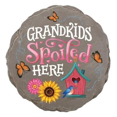Carson Garden/Step Stone - Grandkids