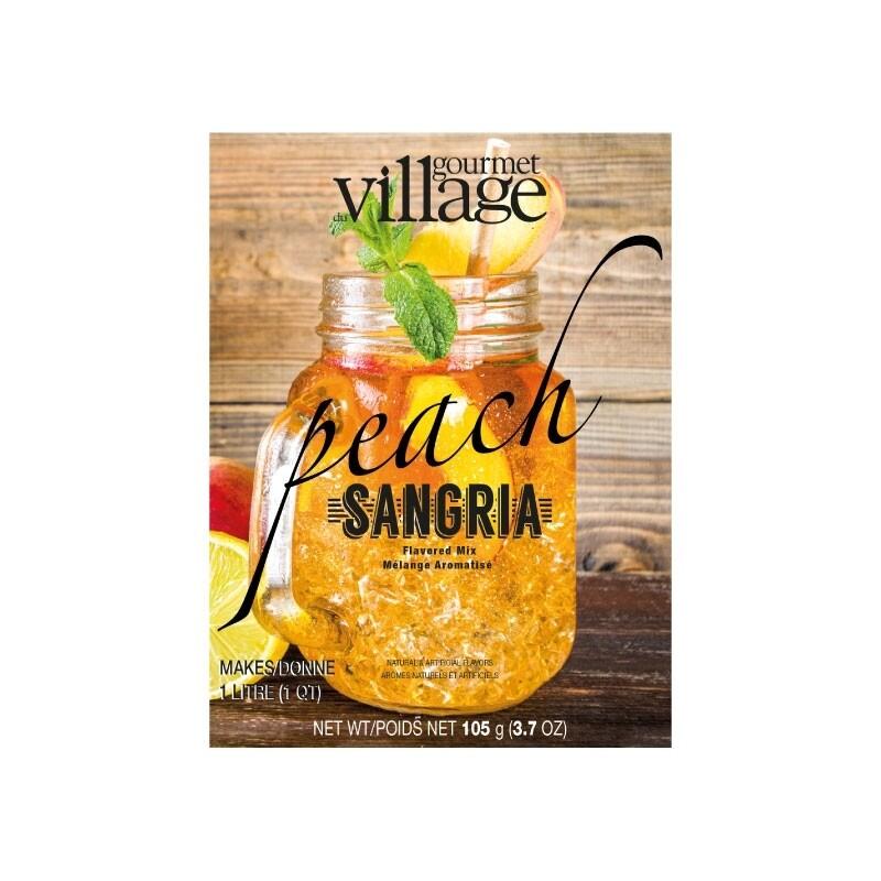 Gourmet du Village - Peach Sangria