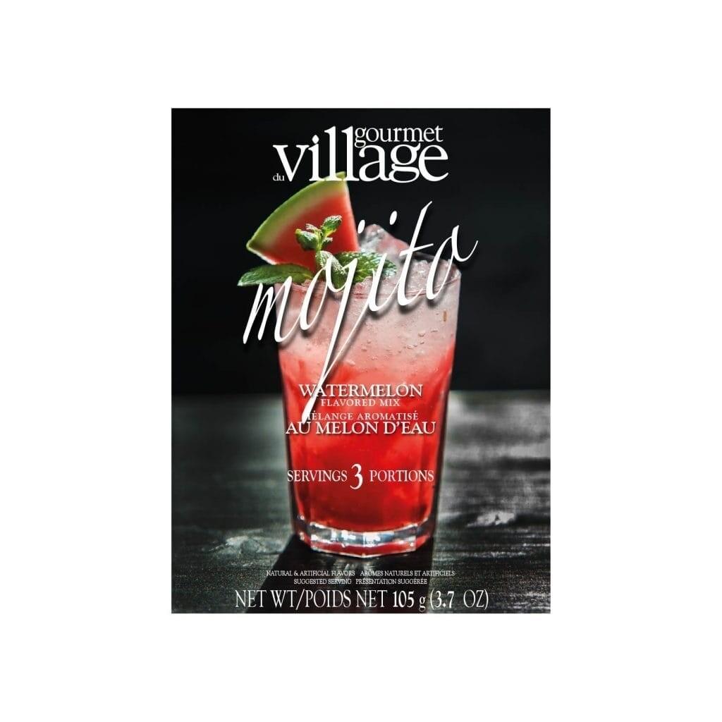 Gourmet du Village - Watermelon Mojito