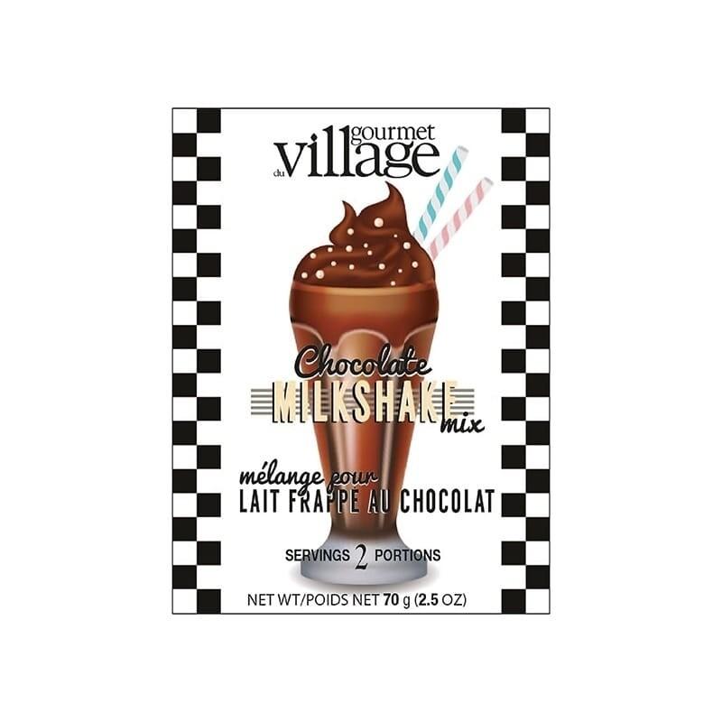Gourmet du Village - Chocolate Milkshake