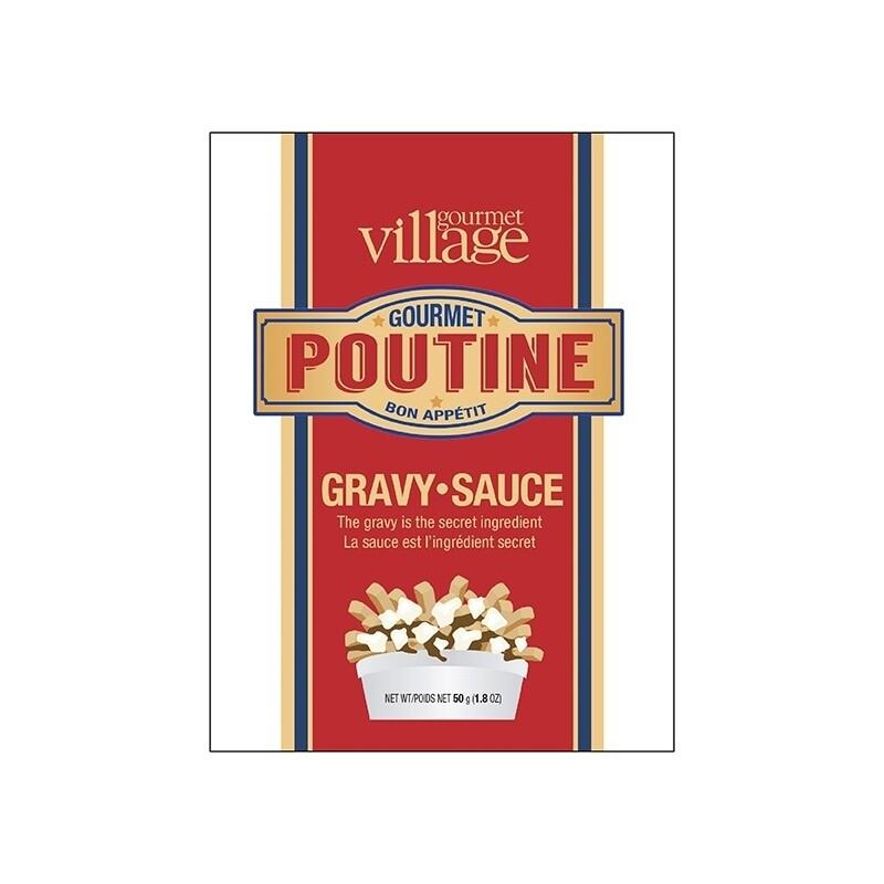 Gourmet du Village - Poutine Sauce Mix