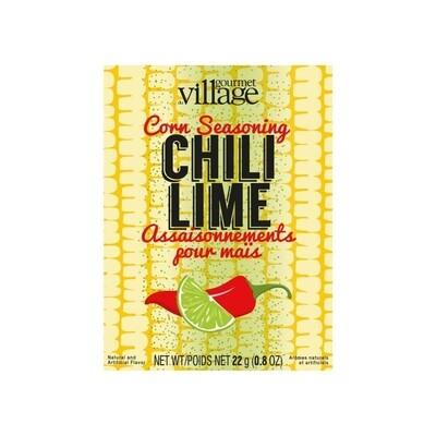 Gourmet du Village - Chili Lime Corn Seasoning