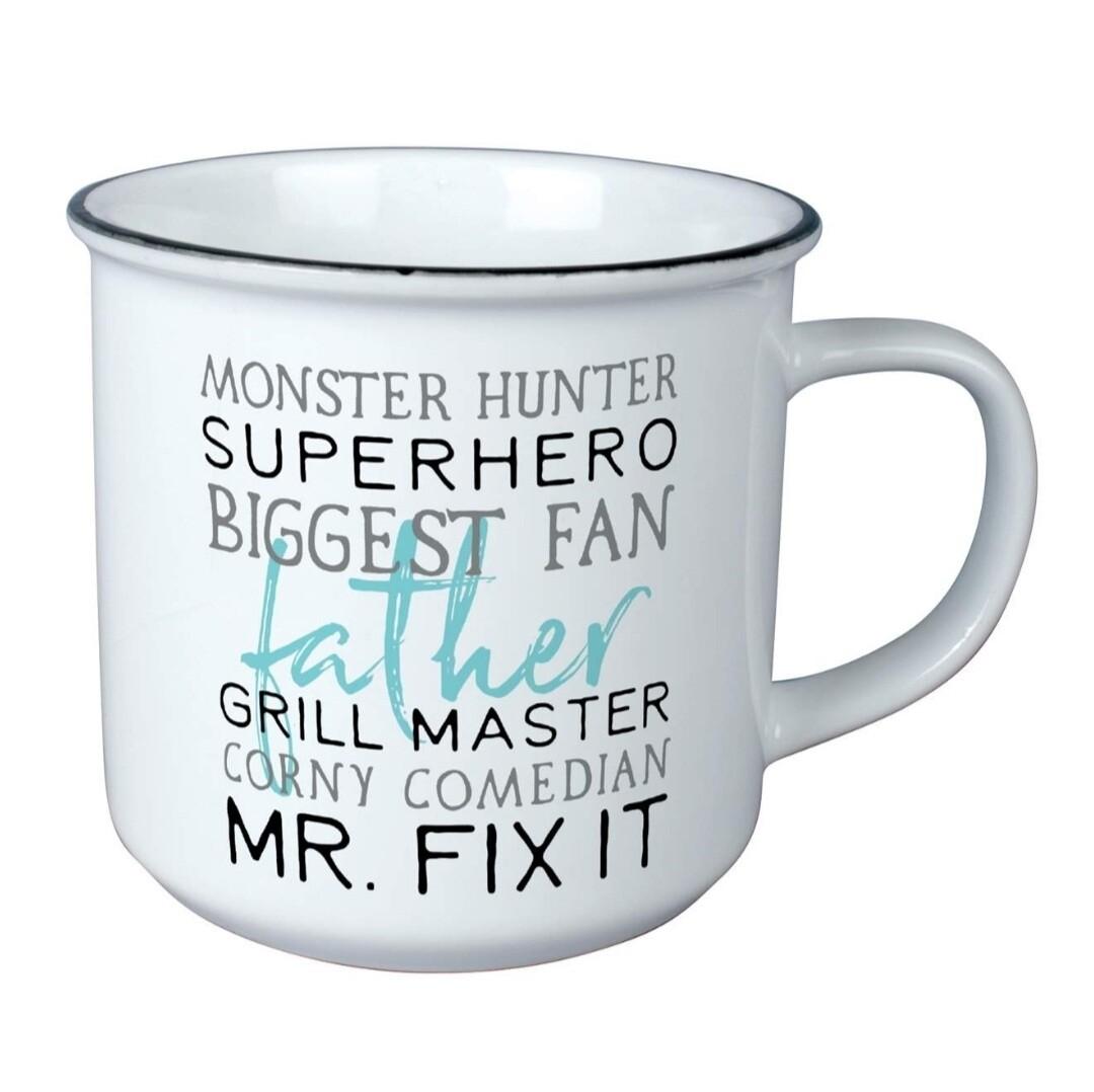 Carson Vintage Mug - Father