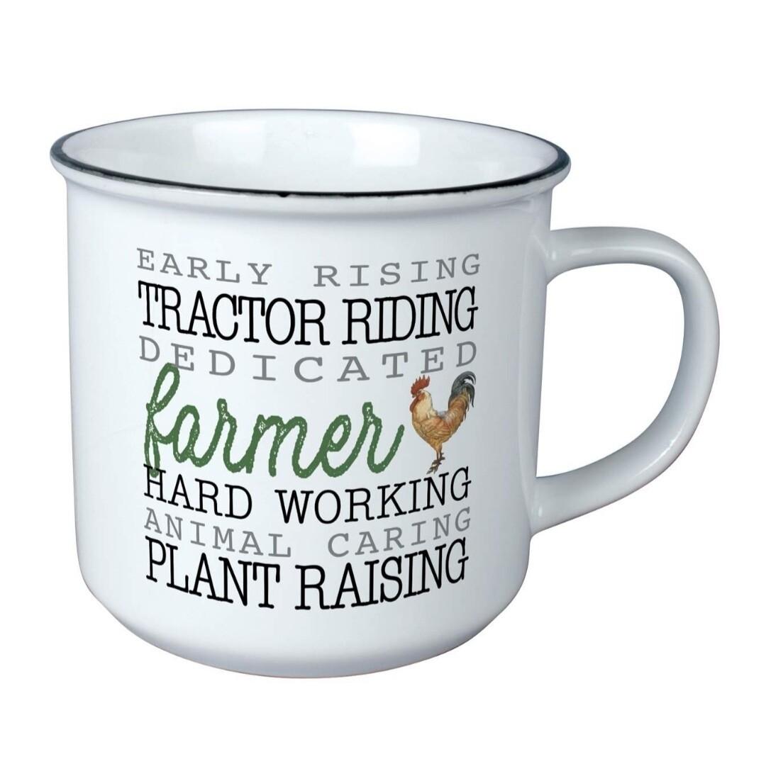 Carson Vintage Mug - Farmer