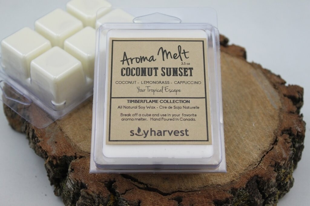 Coconut Sunset Aroma Melt