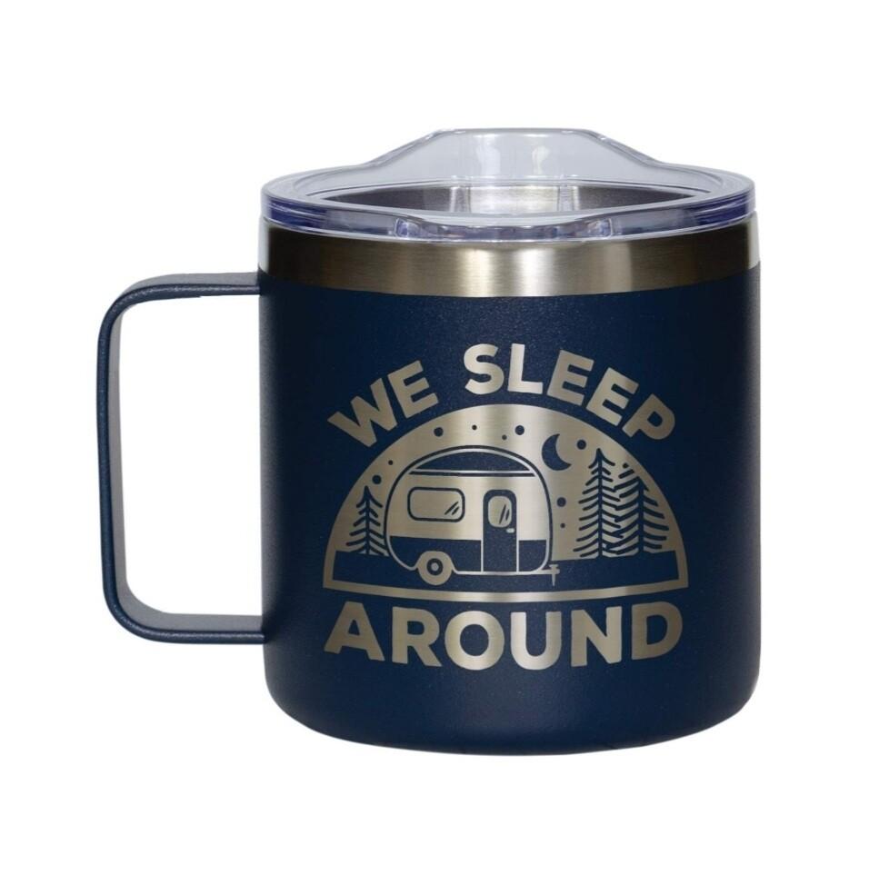 Carson 21oz Stainless Steel Coffee Tumbler - We Sleep Around