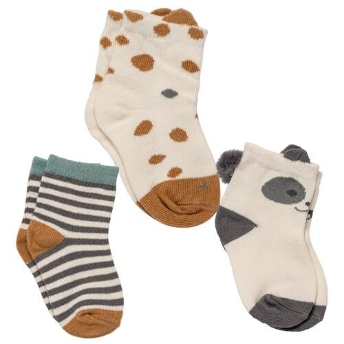 Stephen Joseph Boxed Sock Set - Zoo
