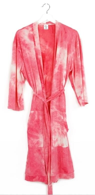 Hello Mello Dyes The Limit Robe - Pink