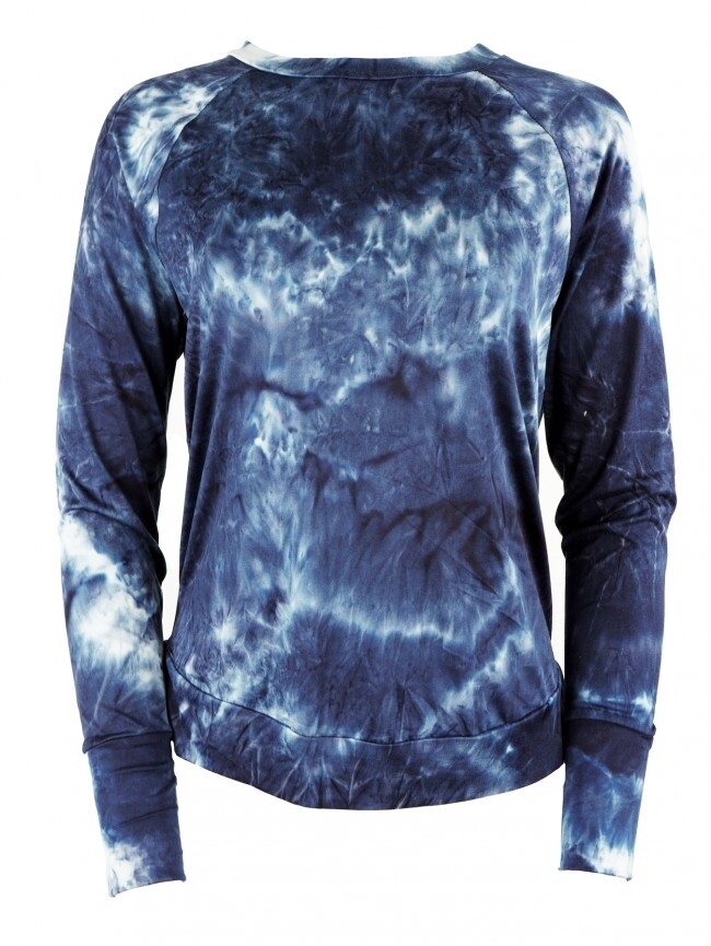 Hello Mello Dyes The Limit Top - Navy