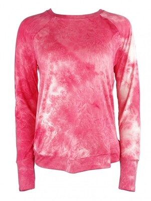 Hello Mello Dyes The Limit Top - Pink