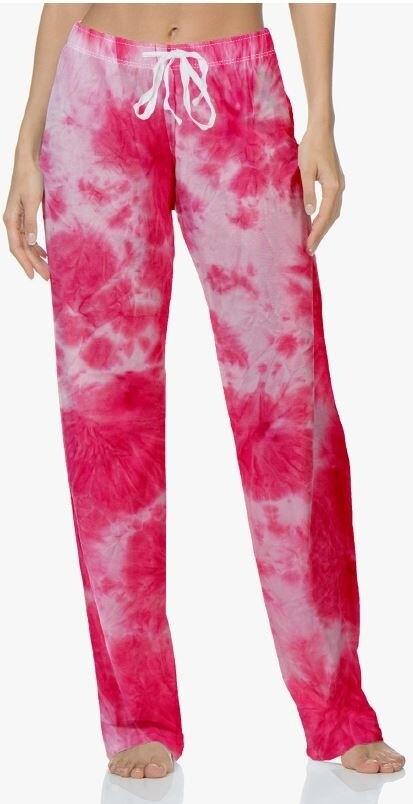 Hello Mello Dyes The Limit Pants - Pink
