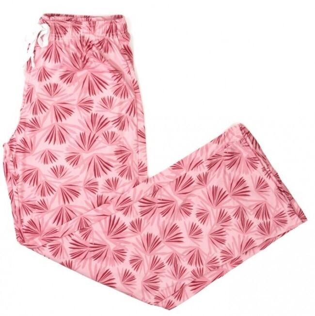 Hello Mello Dreamscape Lounge Pants - Pink