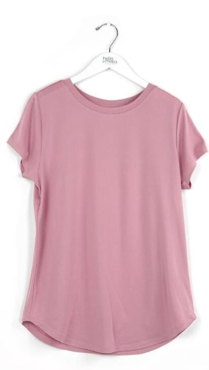 Hello Mello Dream Tee - Pink