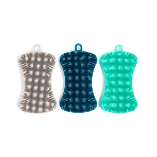 Core Kitchen | Infinity Silicone Sponges (Set of 3)