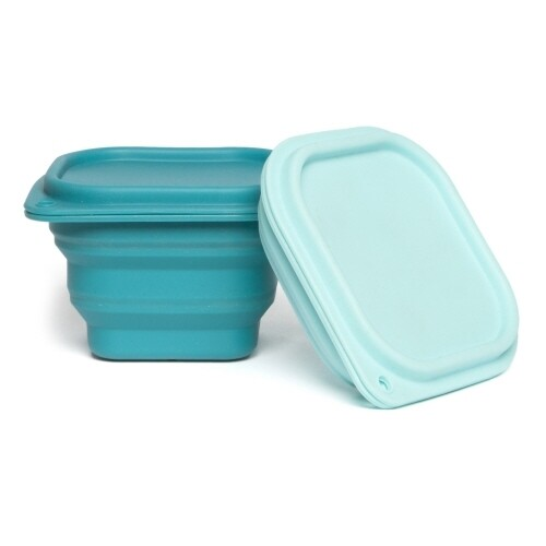 Core Kitchen   Square Collapsible Containers (Set of 2)