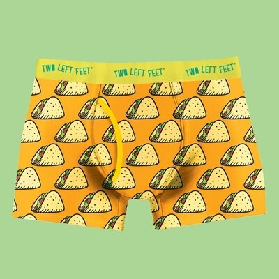 Two Left Feet - Men's Everyday Trunks | Taco Tuesday