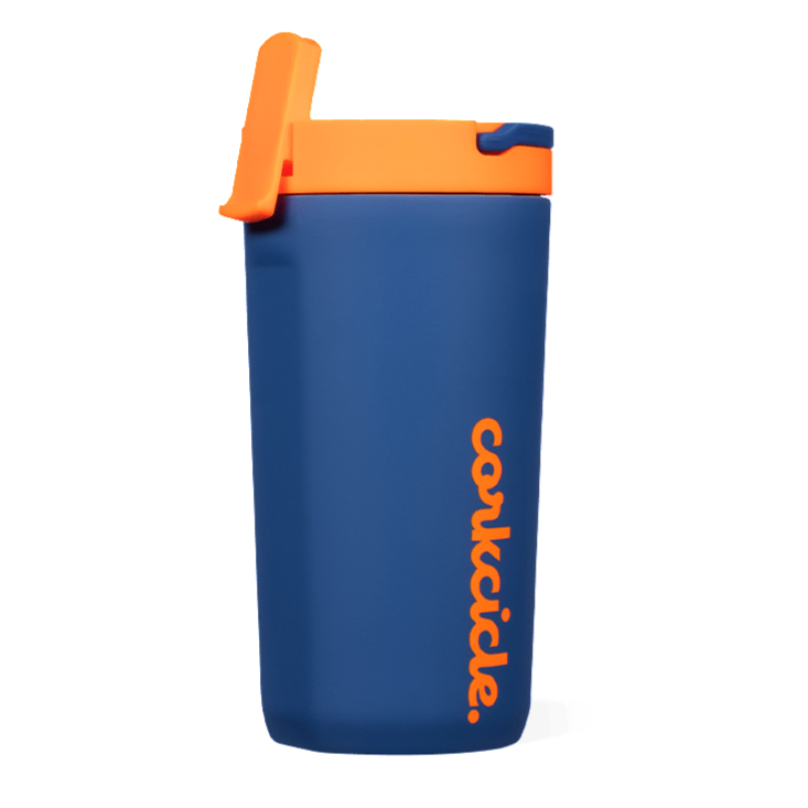 Corkcicle Kids Cup   12oz Electric Navy