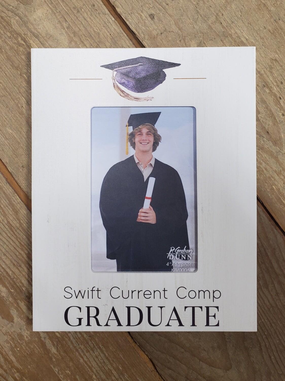 """Swift Current Comp Graduate"" 4x6 Frame"