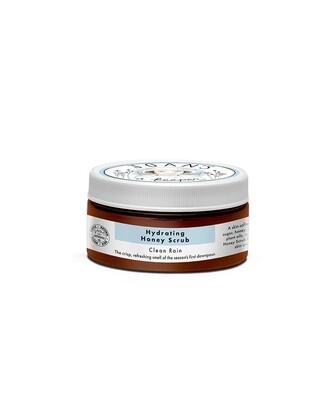 Hydrating Honey Scrub 8oz   Multiple Scents
