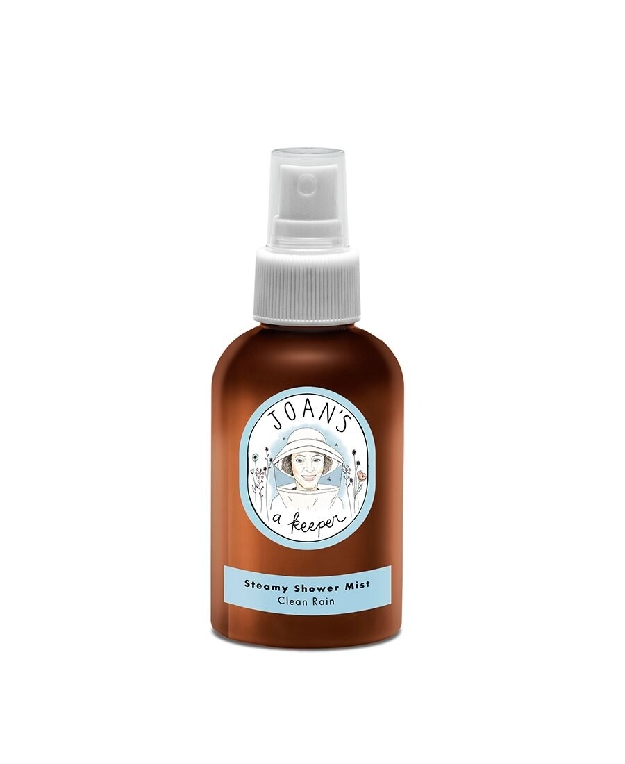 Steamy Shower Mist 4oz | Multiple Scents