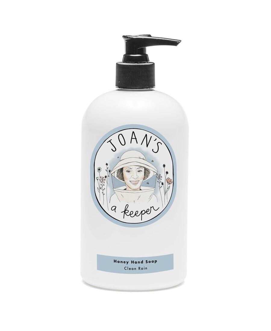 Honey Hand Soap 12oz | Multiple Scents