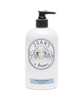 Honey Hand Soap 12oz   Multiple Scents