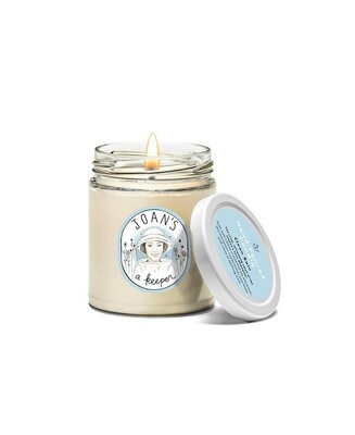 Hand-Poured Candle 8oz   Multiple Scents