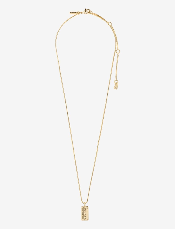 Pilgrim Gold Enchantment Crystal Necklace