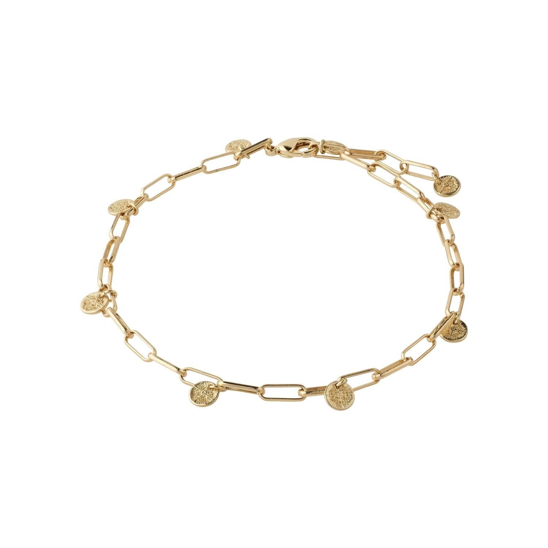 Pilgrim Gold River Ankle Chain