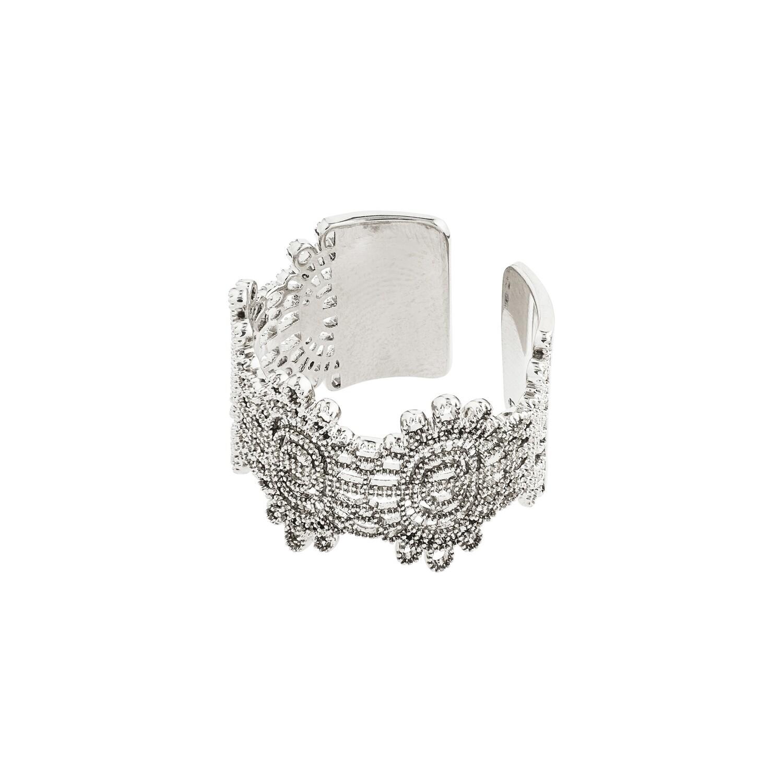Pilgrim Silver Bente Ring