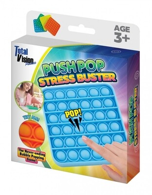 Push Pop Stress Buster