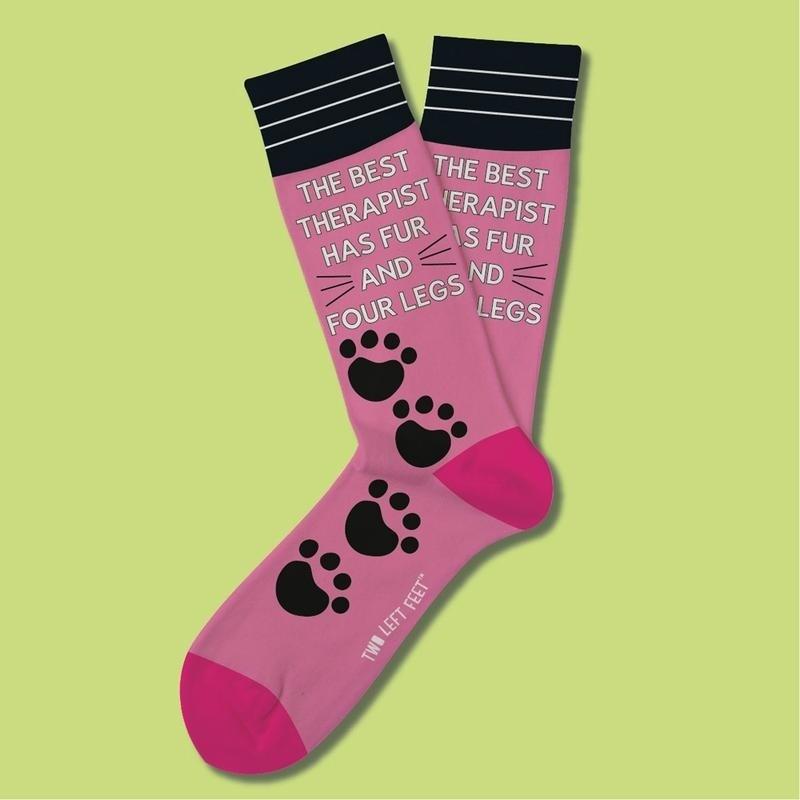 Two Left Feet - Everyday Socks (Big Feet) | Stay Pawsitive