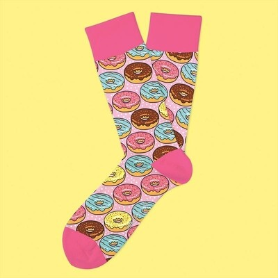 Two Left Feet - Everyday Socks (Big Feet) | Go Nuts for Donuts