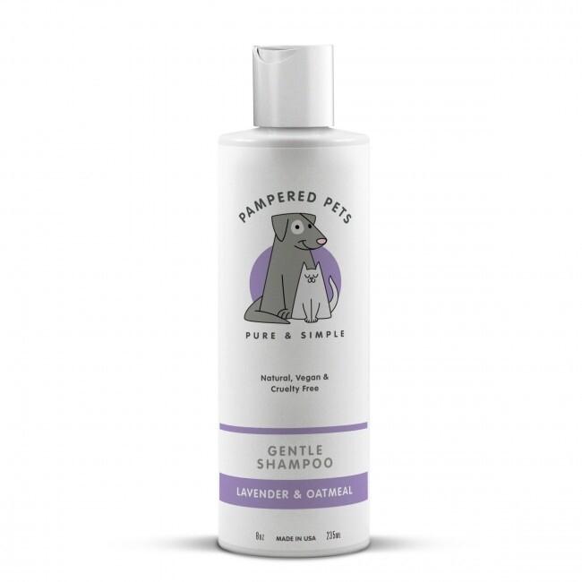 Pampered Pets | Gentle Shampoo Lavender & Oatmeal