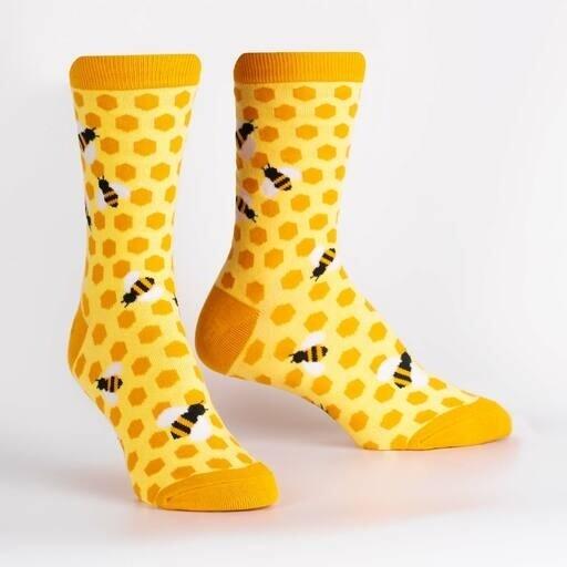 Sock It To Me - Women's Crew Socks | Bee's Knees