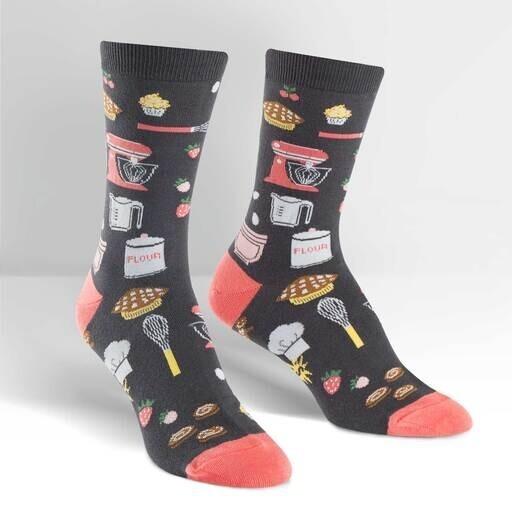 Sock It To Me - Women's Crew Socks | Whisking Business