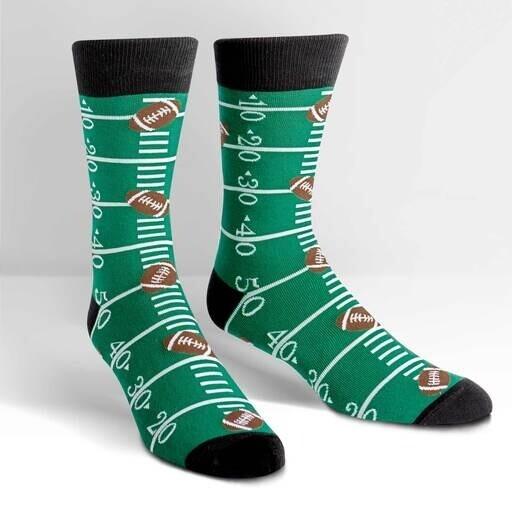 Sock It To Me - Men's Crew Socks | Touch Down