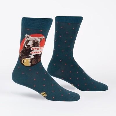 Sock It To Me - Men's Crew Socks | Bearly Awake