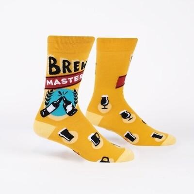 Sock It To Me - Men's Crew Socks | Brew Master