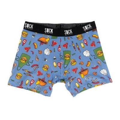 Sock It To Me - Boxer Brief Underwear | Light My Fire