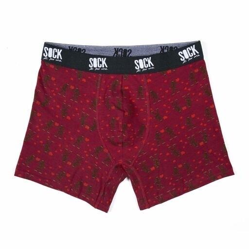 Sock It To Me - Boxer Brief Underwear | Sasquatch Valentine