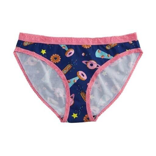 Sock It To Me - Womens Bikini Underwear | Glazed Galaxy