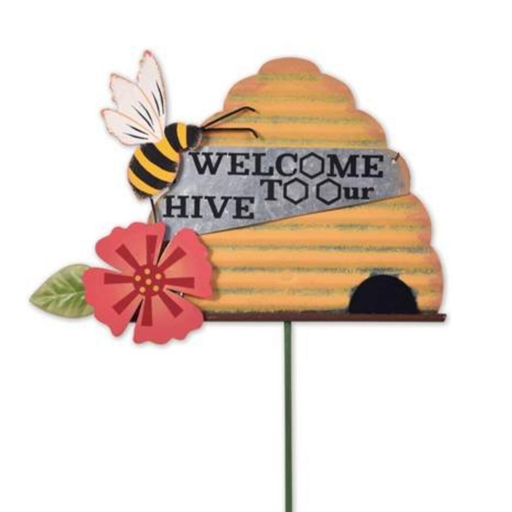 Beehive Plant Pick