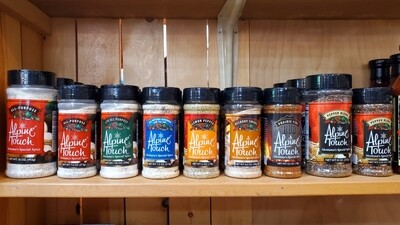 Alpine Touch Spices