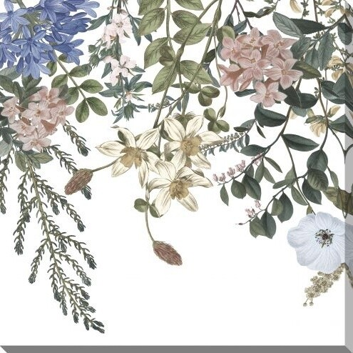 Canvas - Hanging Florals 2
