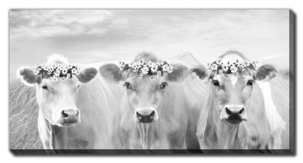 Canvas - The Flower Girls
