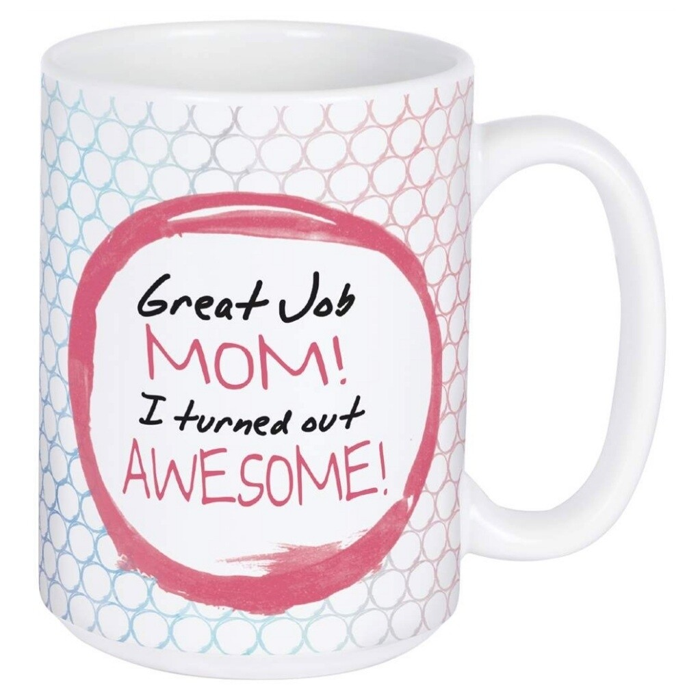 Carson Mug   Great Job Mom