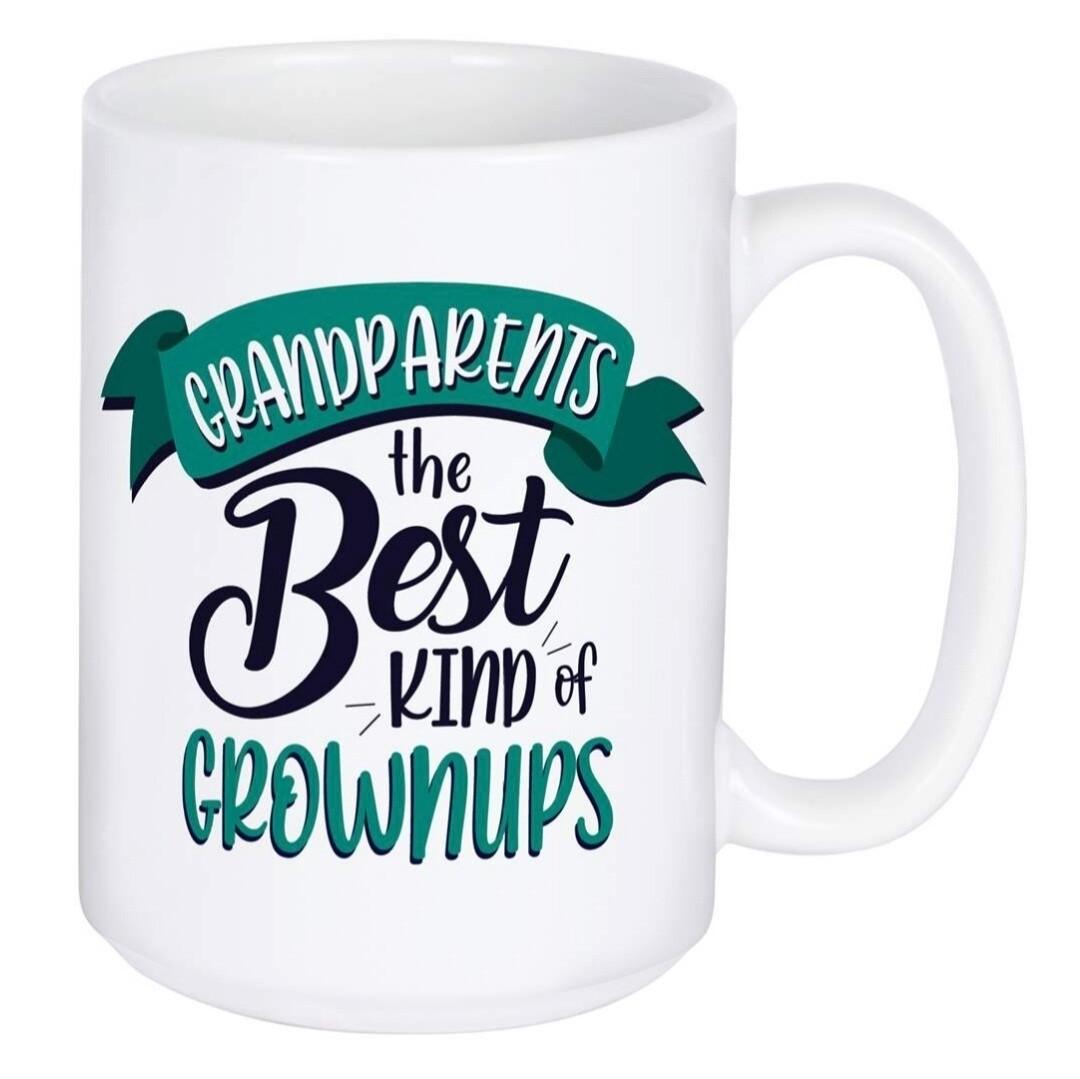 Carson Mug   Grandparents