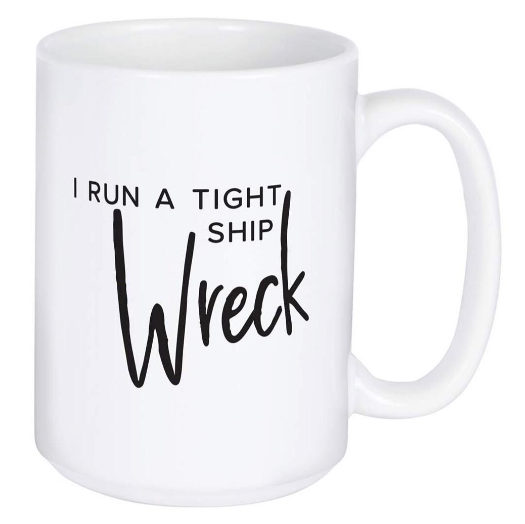 Carson Mug   Ship Wreck
